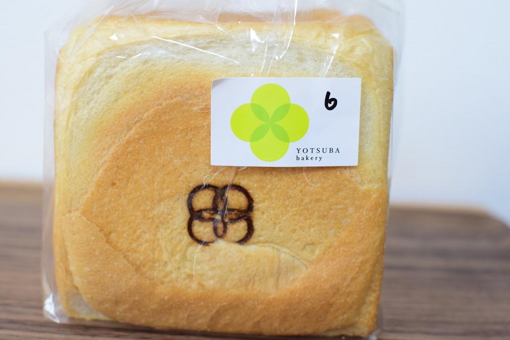 よつばパンの食パン