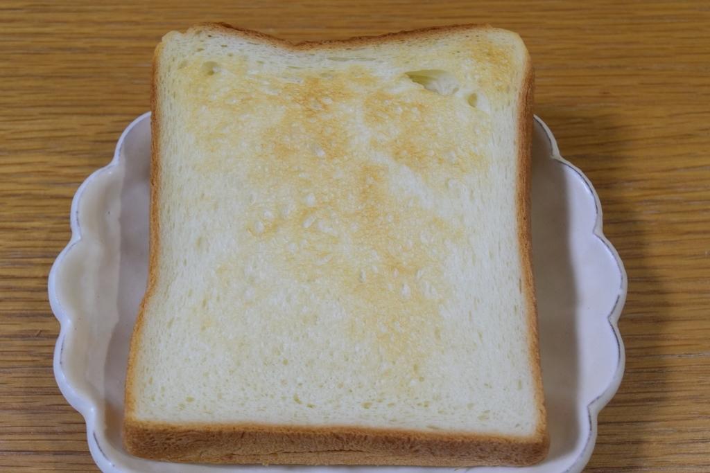 なないろぱんやのトーストした食パン