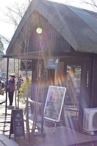 クロワッサンとコーヒーのお店