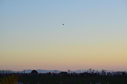 佐賀市の空