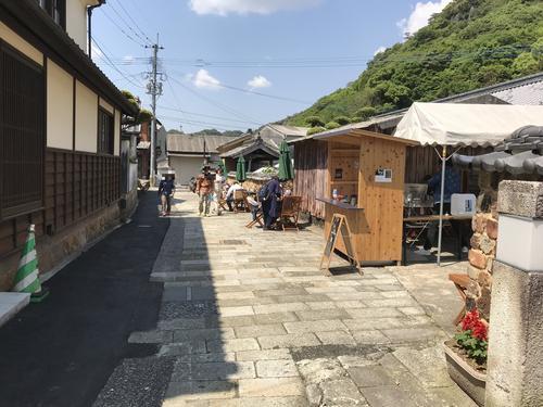 有田陶器市のカフェ・ド・アリタ