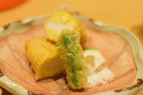 天ぷら料理