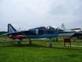 [飛行機]T-2ブルーインパルス