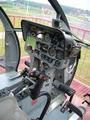 [飛行機]OH-6Dヘリコックピット