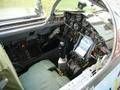 [飛行機]F-104コックピット