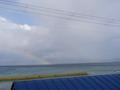 [海][風景]080927虹3