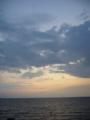 [海][空][風景]夜明けの海2