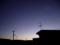 夜明けとアルクトゥールス