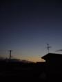 [自然][風景]夜明け