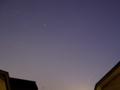 [天文][宇宙]ISSとオリオン座