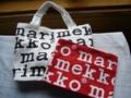 [Marimekko][design][本]マリメッコムックバッグ