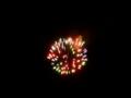 [花火]夏の終わりの花火2