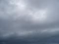 [空]雨降る前の灰色の空
