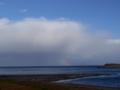 [空][海]青い空・海と虹