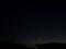 月齢2の細い月