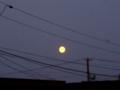 [宇宙][天文][月]満月
