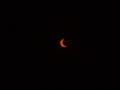 [天文][日食]欠けてきたころ