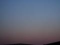 [宇宙][天文][夕焼け]宵の明星