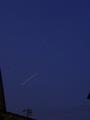 [宇宙][天文]さそり座・アンタレスとISS
