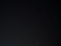 [宇宙][天文][冬]オリオン座、冬の大三角