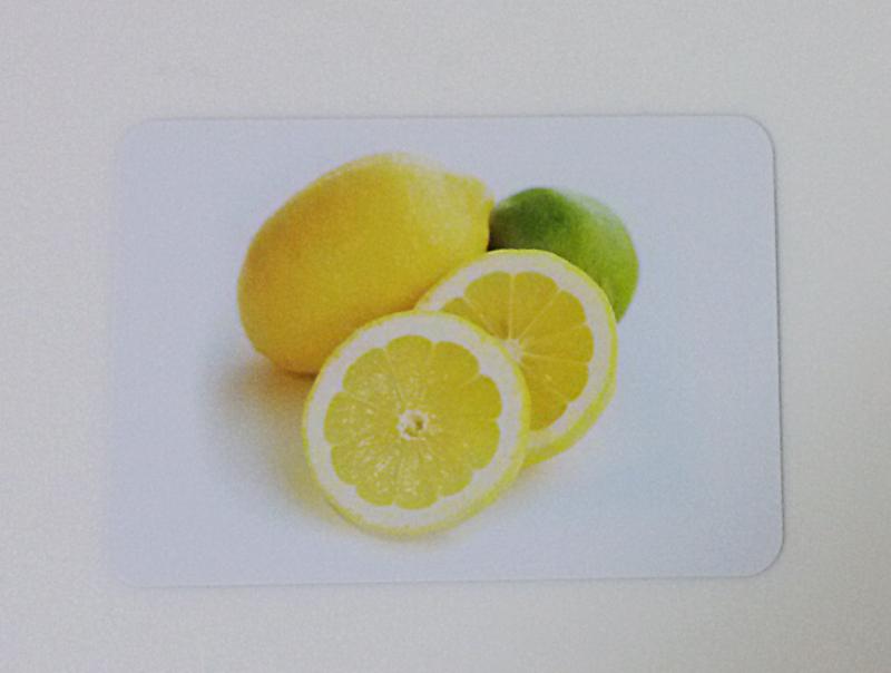 レモンのカード マイコード