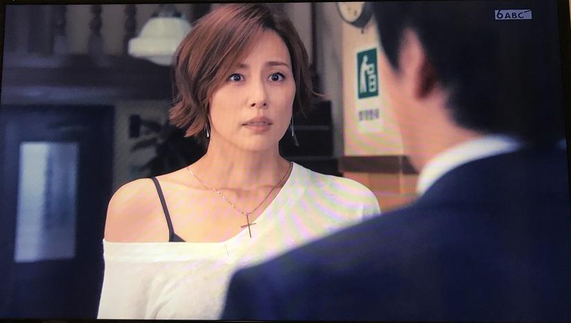 リーガルV:米倉涼子セクシー