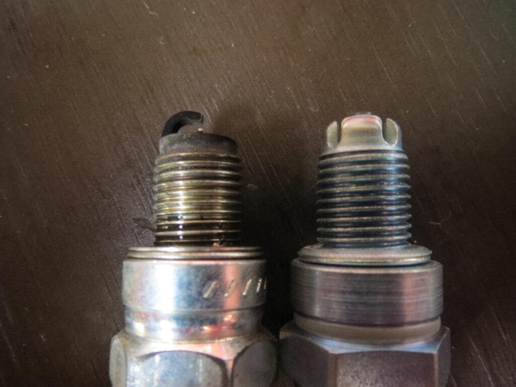 brisk_spark-plug_nomal-pulug_comparison