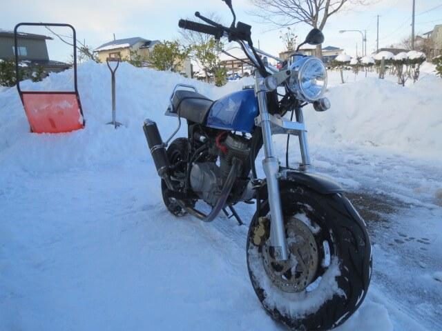 honda_ape_winter