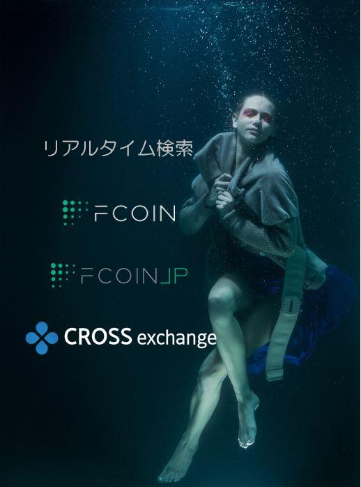 【比較】ツイート数と感情の推移(FCoin、FCoinJP、CROSS exchange)