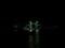 一人で見た水門の光