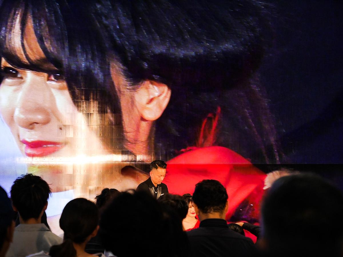 映画『リスタート:ランウェイ〜エピソード・ゼロ』完成披露上映イベント