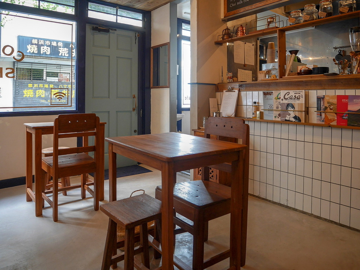 Little Village Cafe(リトルビレッジカフェ)