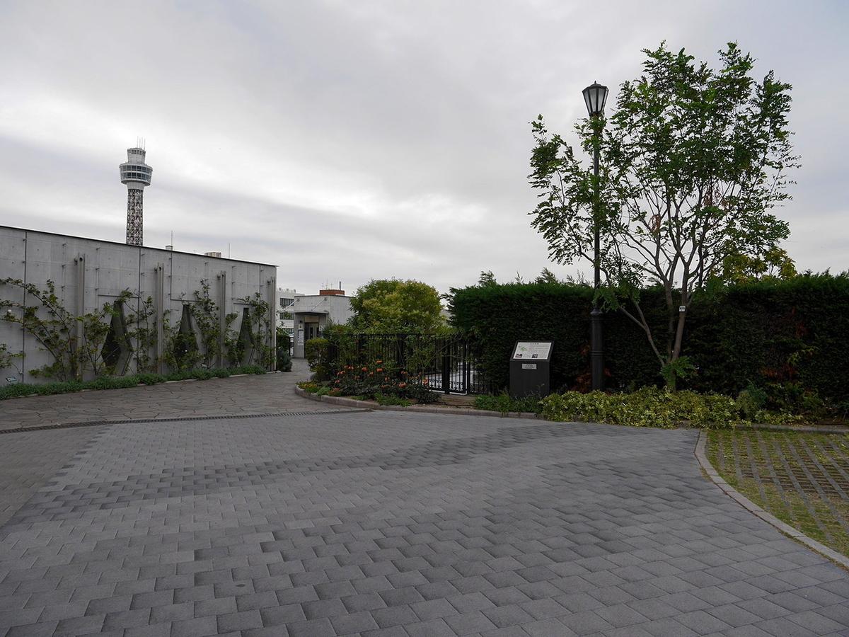 横浜・アメリカ山公園