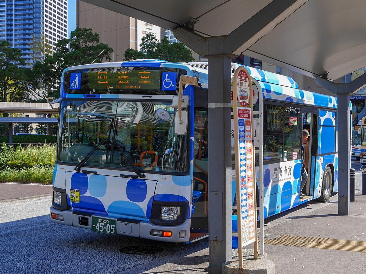 横浜市営バス ピアライン