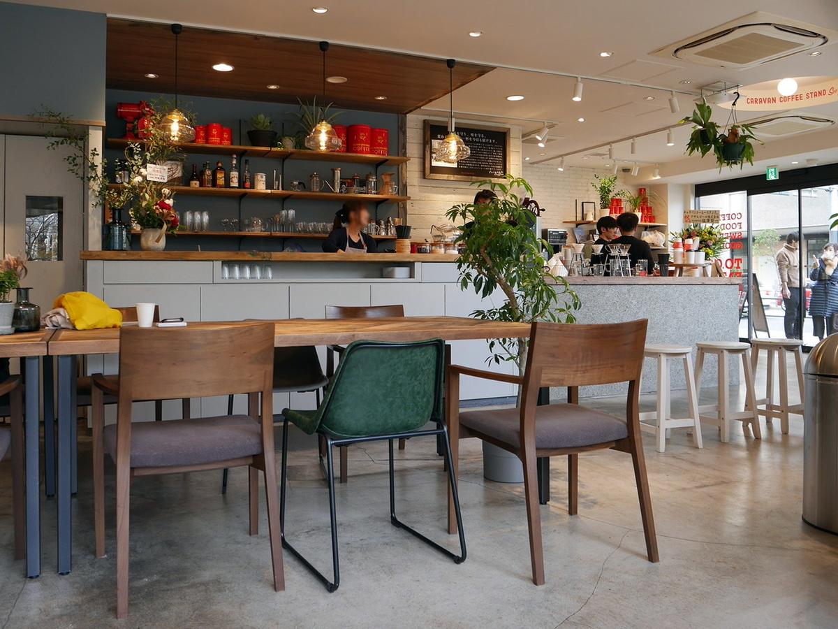 キャラバンコーヒースタンド
