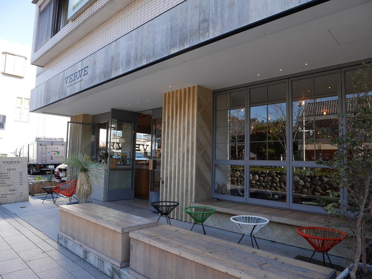 VERVE COFFEE ROASTERS(ヴァーヴコーヒーロースターズ)鎌倉雪ノ下店