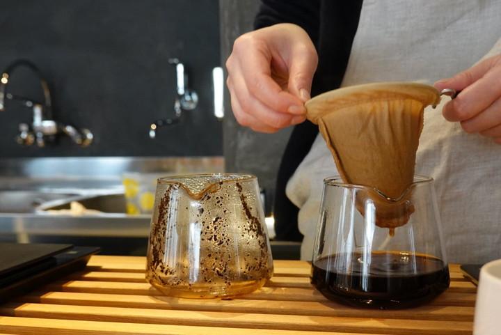 POE COFFEE(ポー コーヒー)ネルドリップ?