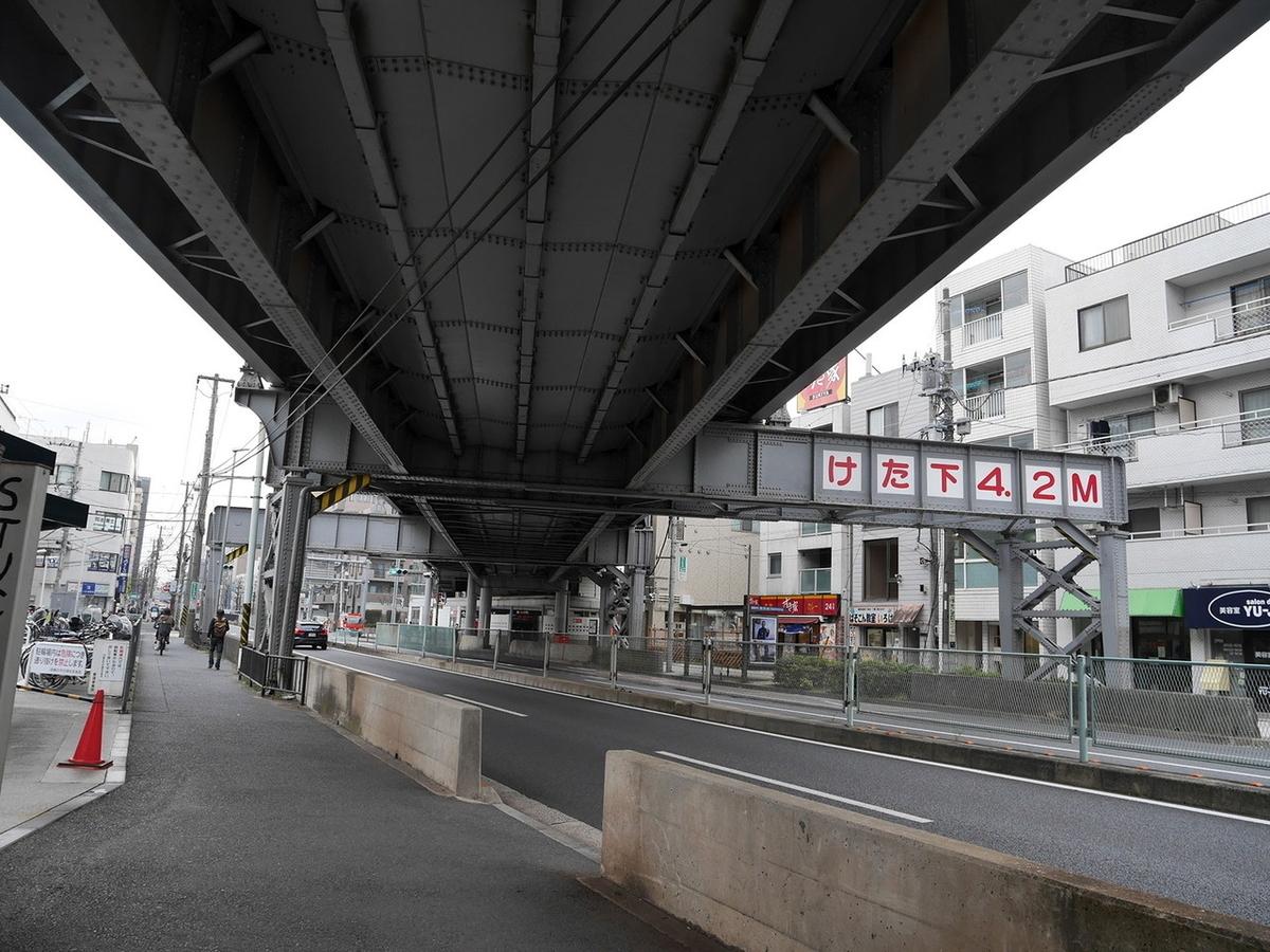 東白楽駅周辺