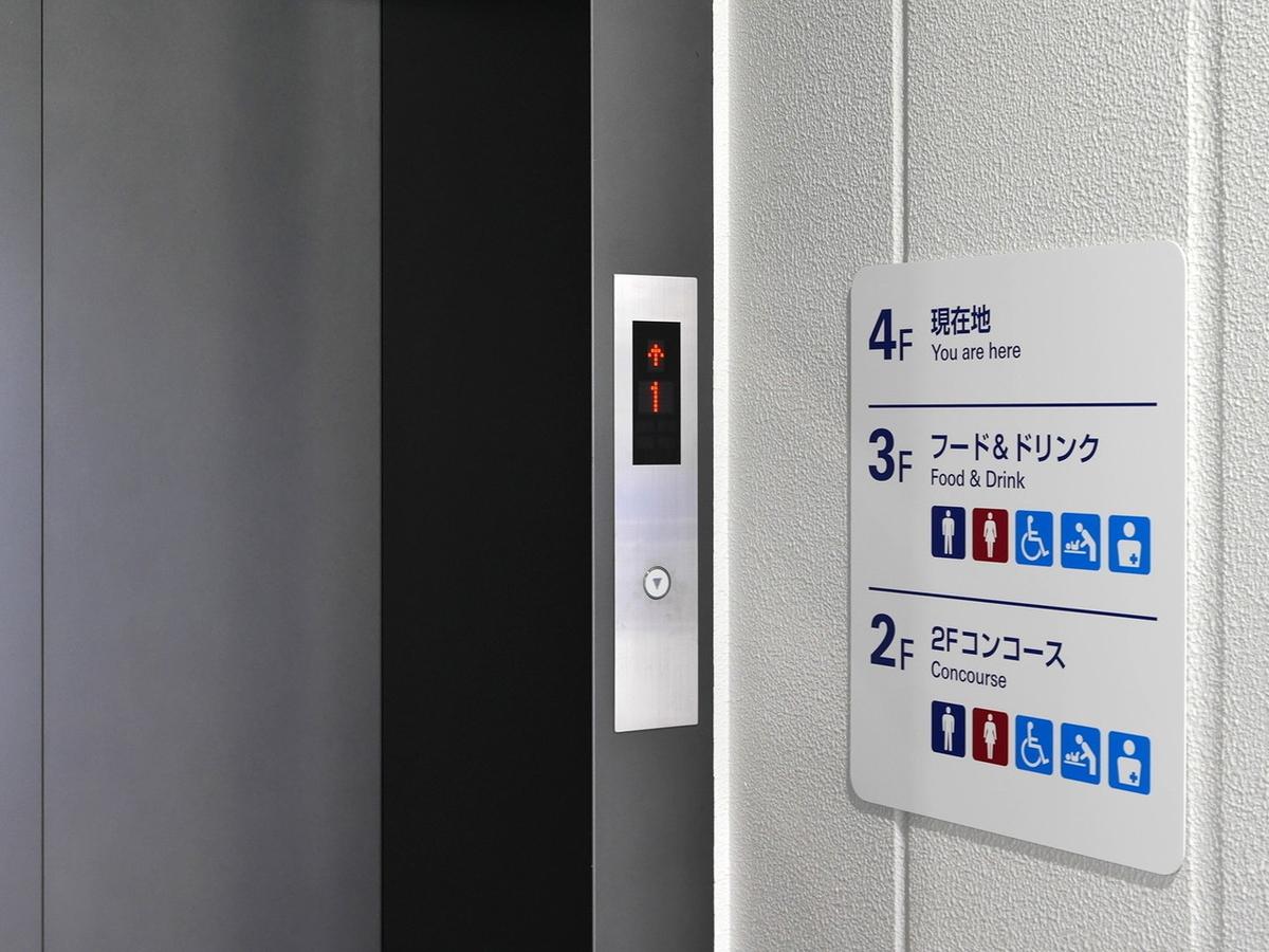 横浜スタジアム 多目的トイレ