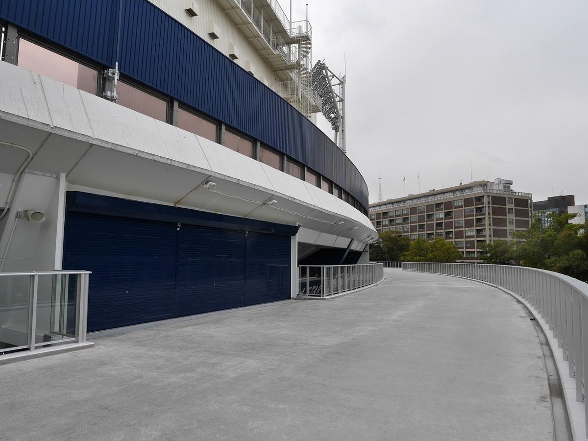 横浜スタジアム Yデッキ