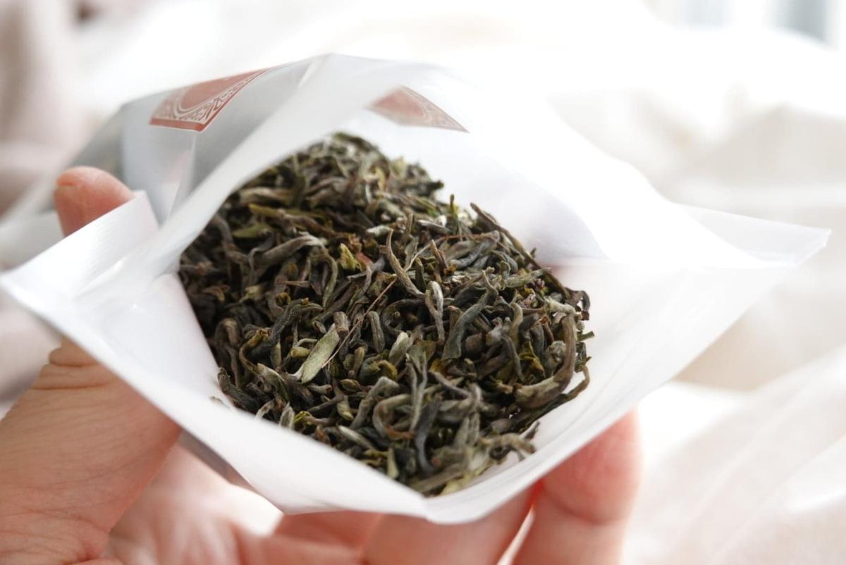インド ダージリン ファーストフラッシュ タルボ茶園