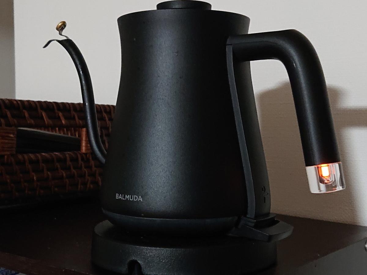 おうちハンドドリップコーヒーを楽しむ 湯温の調整