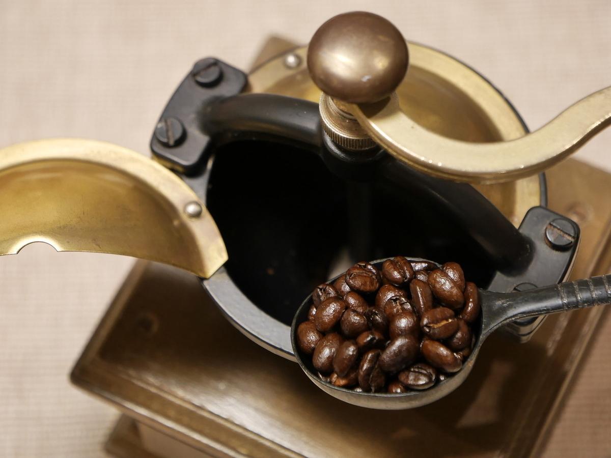 おうちハンドドリップコーヒーを楽しむ