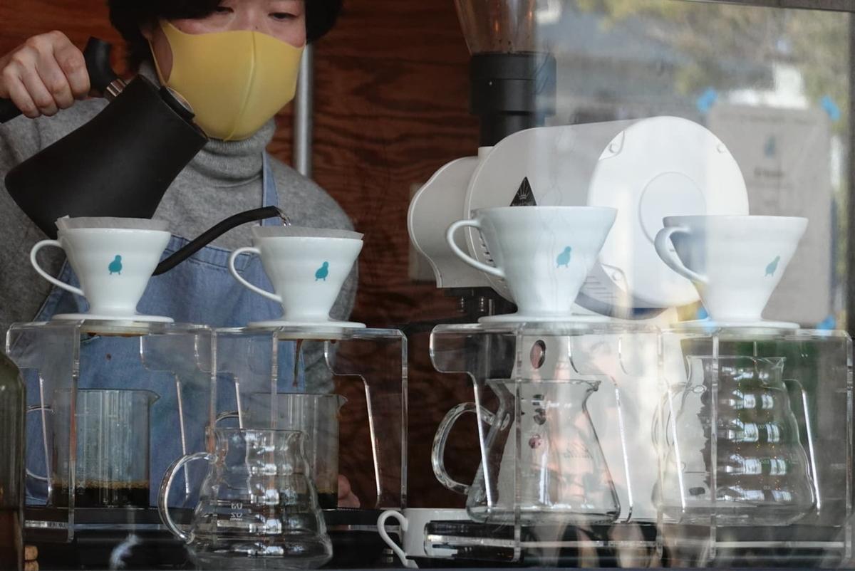 Chair COFFEE ROASTERS(チェアコーヒーロースターズ)ハンドドリップ