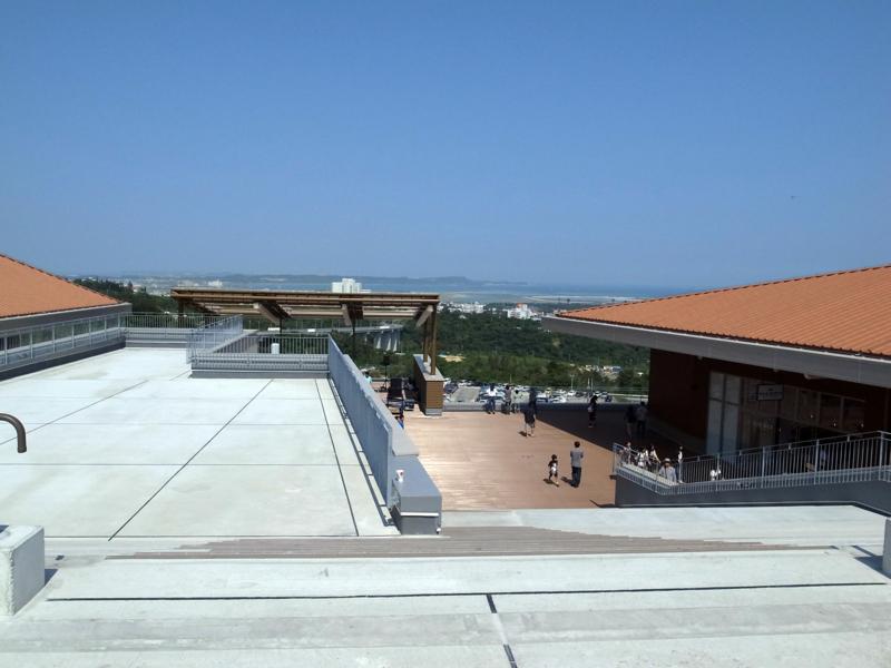屋上からの写真