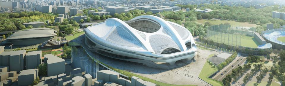 新国立競技場 原案