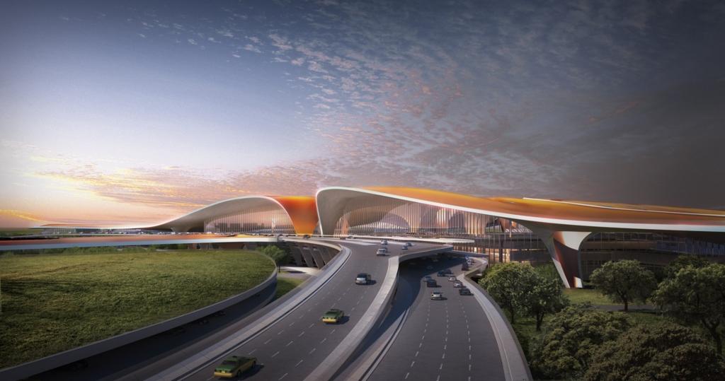 北京新空港 2