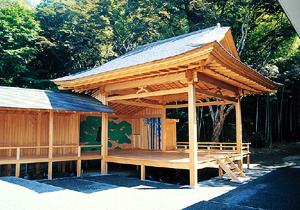 登米町伝統芸能伝承館