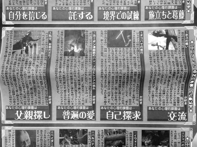 スター・ウォーズ新聞 第3号