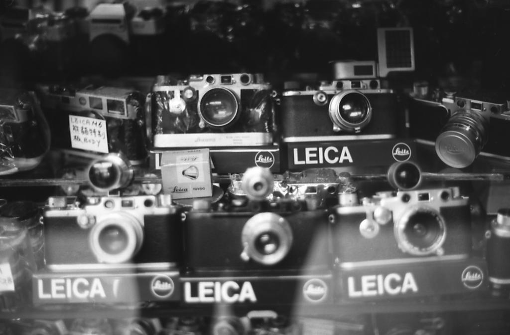 香港 中古カメラ屋1